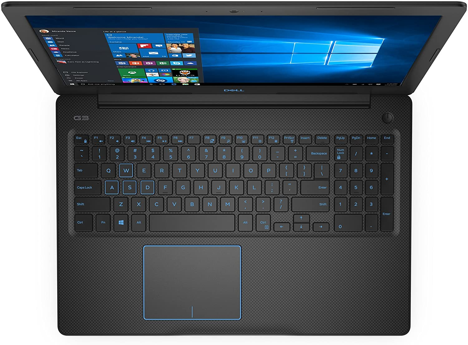 Dell G3 best laptops for designers and architects